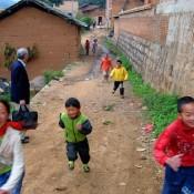 大白村儿童